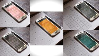 シンプルな電卓のイメージ